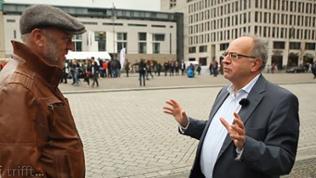 Ulrich Schneider im Gespräch mit Thomas Leif
