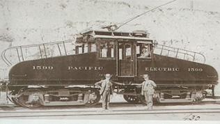 Pacific Electric Tram