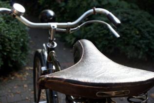 50er Jahre Fahrrad