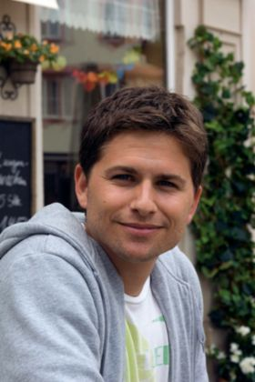Porträt Florian Laible