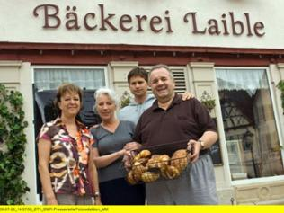 Bäckerfamilie Laible