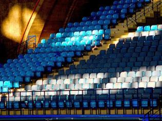 Breslau Jahrhunderthalle: Zuschauerränge