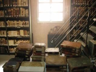 Bibliothek des Klosters