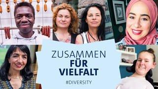 Zusammen für Vielfalt (Foto: SWR)