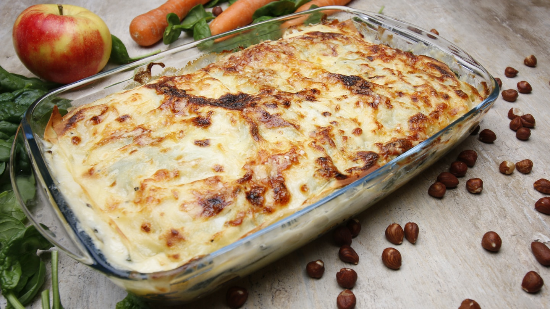 Spinat-Lachs-Lasagne (Foto: SWR)