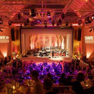 Bühne mit Veranstaltung des SWR Fernsehens (Foto: SWR, SWR)
