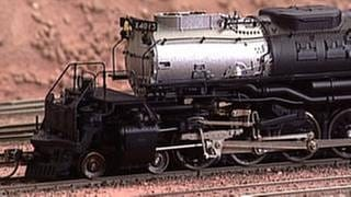 "Modell Lokomotive ""Big Boy"" (Foto: SWR, SWR -)"
