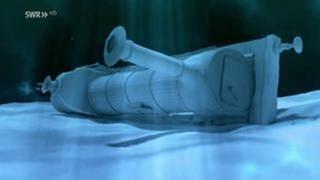 Animation Versunkene Lok (Foto: SWR, SWR -)