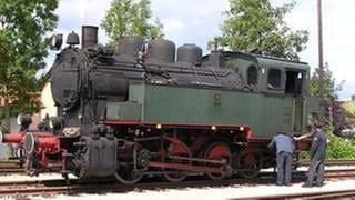 Dampfloks der Tälesbahn (Foto: SWR, SWR -)