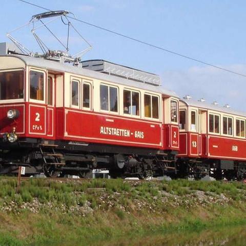 AG 2 Triebwagen CFe (Foto: SWR, SWR -)