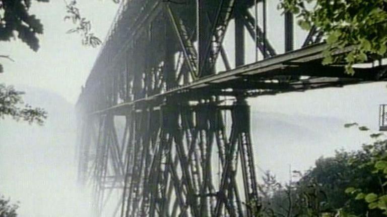 Müngstener Eisenbahnbrücke (Foto: SWR, SWR -)