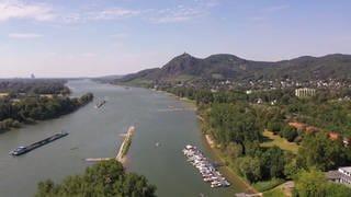 Das Siebengebirge (Foto: SWR)