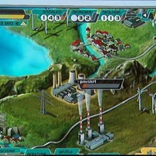 Bildschirmansicht eines Computerspiels (Foto: SWR, SWR -)