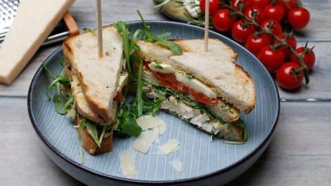 Sommer-Club-Sandwich      (Foto: SWR, SWR)