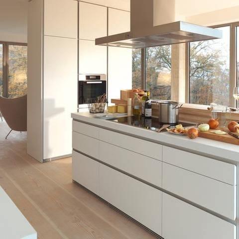 Saubere Sache: Die Küche als Bühne und Lebensmittelpunkt (Foto: Colourbox, Foto: Colourbox.de - Royalty-free)