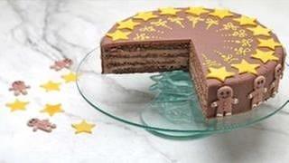 Schokoladenlebkuchentorte (Foto: SWR, SWR -)