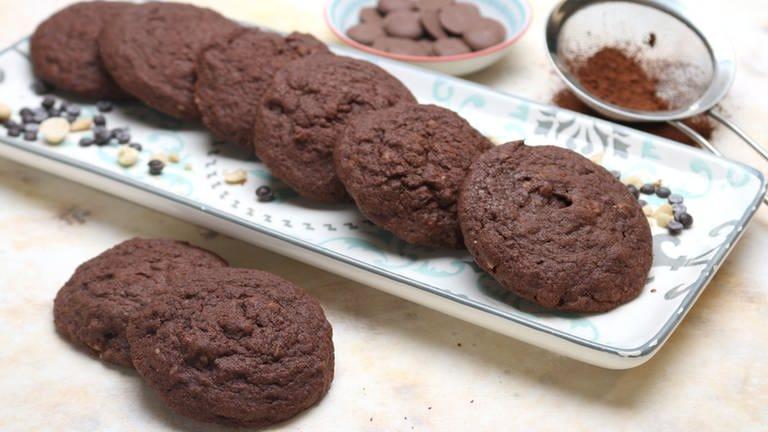 Schoko-Cookies (Foto: SWR, SWR -)