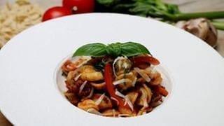 Orecchiette mit Sauce Bolognese (Foto: SWR, SWR -)
