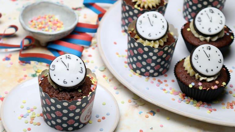 Silvester-Muffins (Foto: SWR, SWR -)