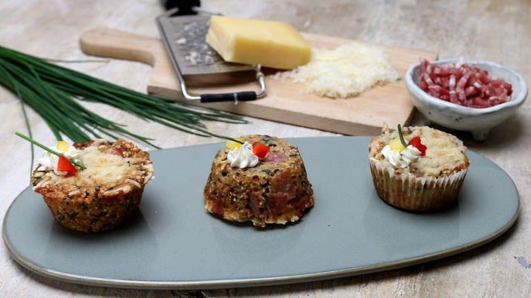 Herzhafte Muffins (Foto: SWR, SWR -)