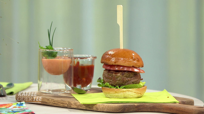 Burger (Foto: SWR, SWR -)
