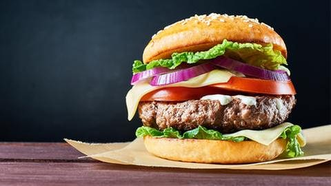Burger (Foto: Getty Images, Thinkstock -)