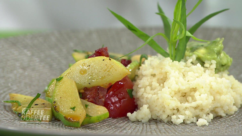 Salatbowl (Foto: SWR, SWR -)