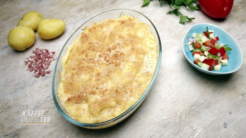 Lothringer Kartoffelsalat mit Hackfleisch (Foto: SWR, SWR -)