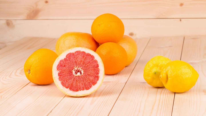 Grapefruit (Foto: Colourbox)