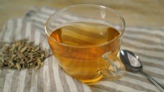 Gute Laune-Tee: Der knackig Frische (Foto: SWR)