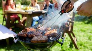 Steaks auf dem Grill (Foto: Colourbox)