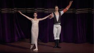 Rome und Julia im Ballett von John Cranko (Foto: SWR, SWR -)
