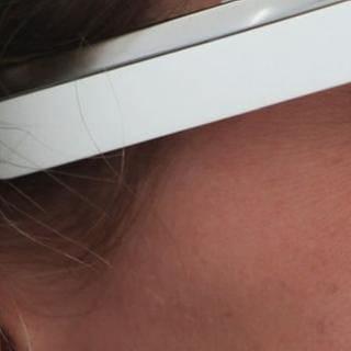 Bei der Google-Brille werden Informationen in das Sichtfeld der Brillengläser eingeblendet (Foto: picture-alliance / dpa, picture-alliance / dpa - Google)