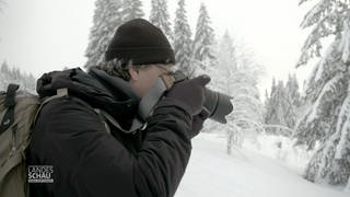 Naturfotograf Sebastian Schröder-Esch (Foto: SWR)