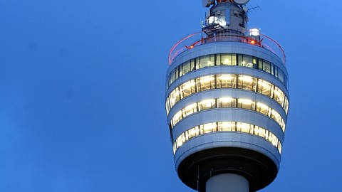 Fernsehturm Stuttgart (Foto: dpa Bildfunk, picture-alliance/ dpa | Bernd Weißbrod)