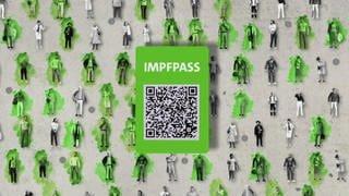 Digitaler Impfpass (Foto: SWR)