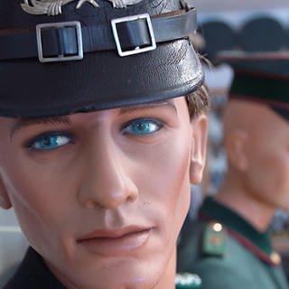 Dettinger Polizeimuseum (Foto: SWR)