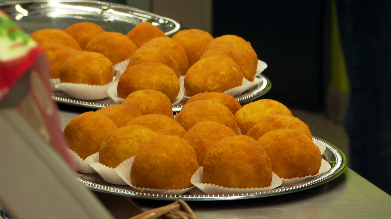 Arancini Siciliani (Foto: SWR)