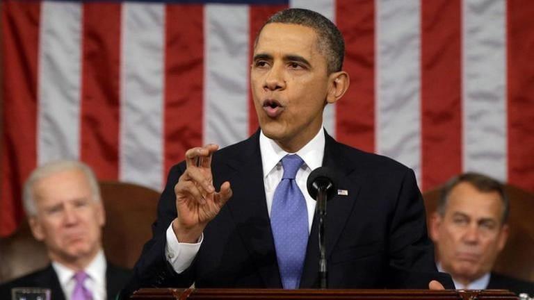Barack Obama (Foto: picture-alliance / dpa, picture-alliance / dpa -)