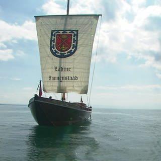 Segelschiff Lädine auf dem Bodensee (Foto: SWR)