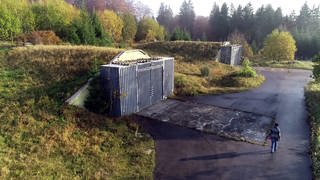 Militärstützpunkt Engstingen-Haid (Foto: SWR)