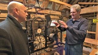 Richard Metz, Glockensammler aus Ertingen (Foto: SWR)