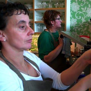 Cafe Wohnzimmer in Altensteig (Foto: SWR)