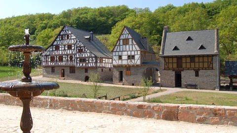 Freilichtmuseum Bad Sobernheim (Foto: Pressestelle, Freilichtmuseum Bad Sobernheim)