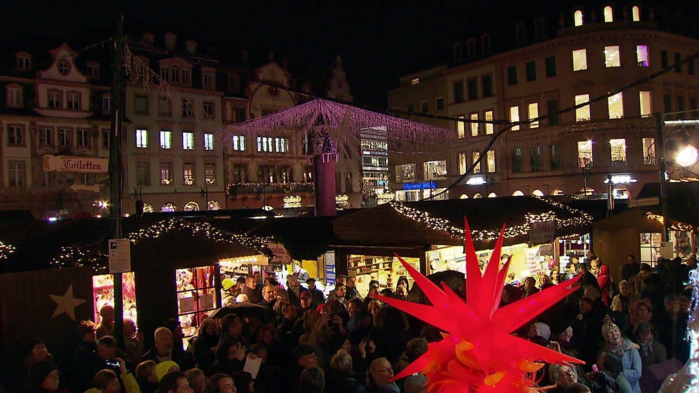 Mainzer Weihnachtsmarkt soll stattfinden