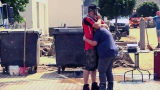 Insul - Aufräumarbeiten scheinen kein Ende zu nehmen (Foto: SWR, SWR)
