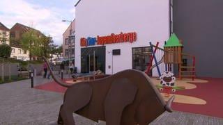 Jugendherberge Pirmasens (Foto: SWR, SWR)