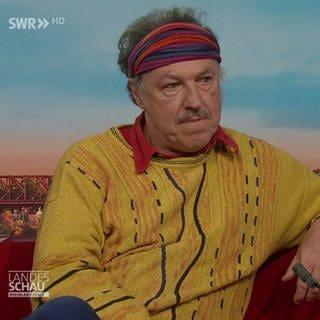 Dr. André Borsche (Foto: SWR)