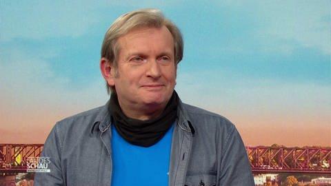 Gerhard Trabert (Foto: SWR)