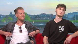 Tim Lademann und Yannic Daleiden (Foto: SWR)